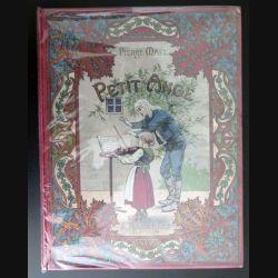 Vieux livres : Petit ange (1900) de PIERRE MAEL Edité par la maison Alfred Mame & Fils (C173)