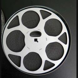 bobine originale du film kriegsflieger an der westfront aufnahmen aus dem weltkrieg 1940 ? (C173)