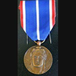 FRANCE : médaille en bronze non officielle française de la Rhénanie, Ruhr et Tyrol RFA
