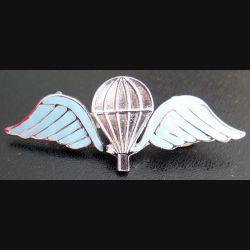 BELGIQUE : Brevet parachutiste militaire belge cassé