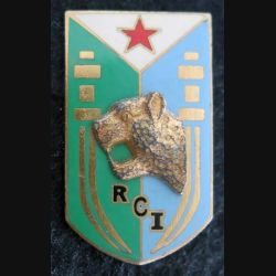 DJIBOUTI : Insigne métallique du RCI Djibouti