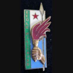 DJIBOUTI : Insigne métallique de l'école militaire de Djibouti Drago Paris