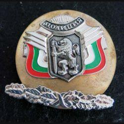 HONGRIE : médaille de table des forces de police hongroise avec écrin