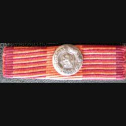 TCHECOSLOVAQUIE : rappel de ruban de la Médaille tchèque du Mérite pour la défense de la patrie
