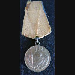 ALBANIE : médaille pour la libération du pays Medalje per Clirimin e Atdheut 1945