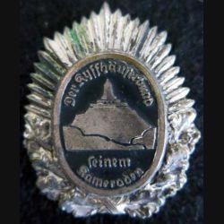 ALLEMAGNE PRUSSE : insigne de l'organisation d'anciens combattants et de réservistes Kyffhäuserbund