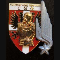 1° RI CGA : Compagnie du génie aéromobile du 1° régiment d'infanterie Ballard