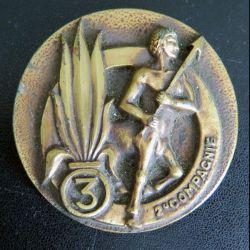 3° REI : médaille de la 2° cie du 3° régiment étranger d'infanterie (C176)