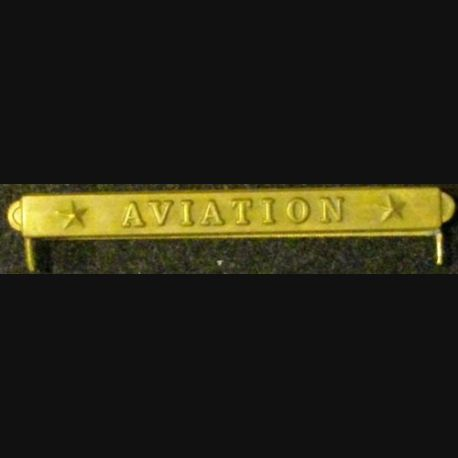 BARRETTE VICTORY MEDAL US ARMY : AVIATION