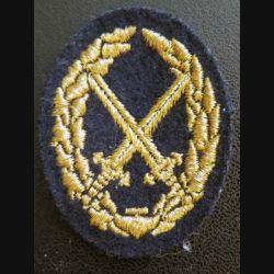 BREVET MILITAIRE : BMP2 / BSTAT POUR SOUS-OFFICIERS en tissu
