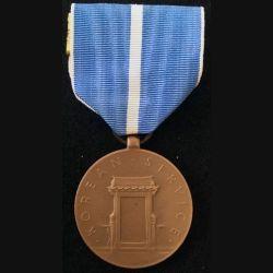 USA : Médaille Korean Service Medal (Médaille du service en Corée)