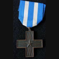 ITALIE : croix du Mérite de la Guerre (Croce al Merito di Guerra)