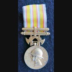FRANCE : médaille d'honneur des sapeurs-pompiers 25 ans