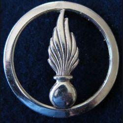 INSIGNE DE BERET  : Insigne de béret du cadre spécial de fabrication L. BICHET