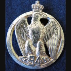 INSIGNE DE BÉRET 94° RI : insigne de béret du 94° régiment d'infanterie de fabrication Drago Paris
