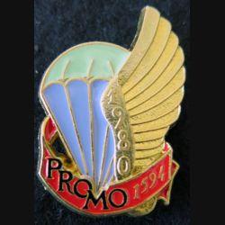 PROMO ETAP 1980 1594 : insigne métallique de la promotion de l'école des troupes aéroportées 1980 1594 Delsart n° 267