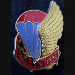 PROMO ETAP 1980 1595 : insigne métallique de la promotion de l'école des troupes aéroportées 1980 1595 Delsart n° 276