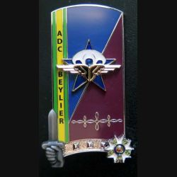PROMOTION ENSOA : insigne de promotion Adc Beylier de fabrication LMP G. 5526 numéroté 936