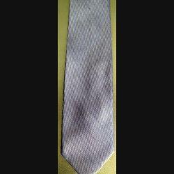 Cravate retro russe 100 % polyester bleue marine (C176)