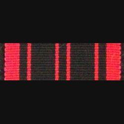 FRANCE : RUBAN DE LA MÉDAILLE DE LA RÉSISTANCE (LONGUEUR 14 cm)