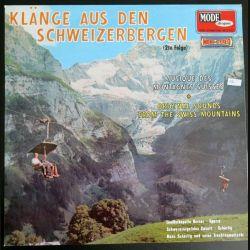 DISQUE 33 T : Klänge aus den Schweizerbergen musique des montagnes de Suisse (C180)