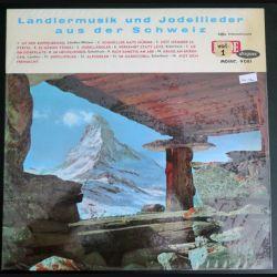 DISQUE 33 T : ländlermusik und Jodellieder aus der Schweiz (C180)