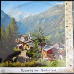 DISQUE 33 T : Souvenirs from Switzerland (C180)