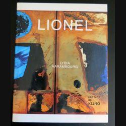 Livre sur le peintre Lionelde Lydia Harambourg (C172)