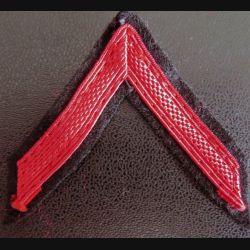 Galon de 1° Classe infanterie ou TDM sans crochets arrière