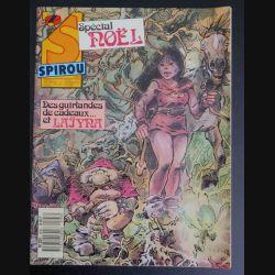 SPIROU N° 2593 M 3251 22.12.1987 (C181)