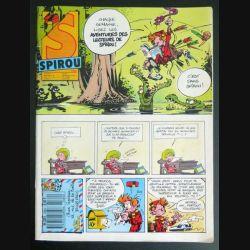 SPIROU N° 2584 M 3251 20.10.1987 (C181)