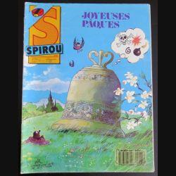 SPIROU N° 2557 M 3251 14.04.1987 (C177)