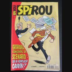 SPIROU N° 2943 M 3251 07.09.1994 (C177)