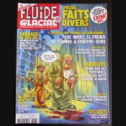 Fluide glacial n° 448 Octobre 2013 spécial faits divers (C177)