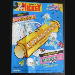 Le Journal de Mickey n° 1735 M 1959 Septembre 1985 (C177)