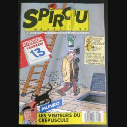 SPIROU N° 2648 M 3251 11.01.1989 (C177)