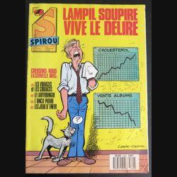 SPIROU N° 2626 M 3251 10.08.1988 (C177)