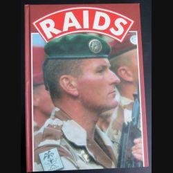 RAIDS album 13 des n° 60 à 64 M 2109 Mai 1991 Guerre du Golfe (C177)