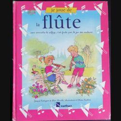 Je Joue de la Flûte sans connaître le solfège chez Nathan (C177)