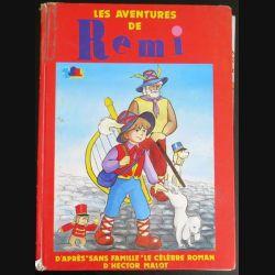 """Les aventures de Rémi d'après """"sans famille"""" d'hector Malot France Loisirs (C177)"""