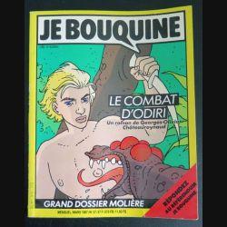 Je Bouquine n° 37 M 1921 Mars 1987le combat d'Odiri   (C177)