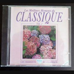 DISQUE CD Les meilleurs moments du Classique Vol 2 (C177)