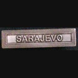 """BARRETTE """"SARAJEVO"""""""