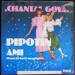 DISQUE 45 TOURS : Chantal Goya chante Pipotin et Ami (C177)