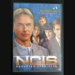 DVD NCIS Air Force one et Le dernier saut n°1