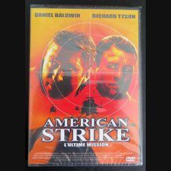 DVD American Strike avec Daniel Baldwin et Richard Tyson