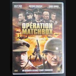 DVD Opération Matchbox avec Billy Zane Mickael Madsen Karel Roden (C181)