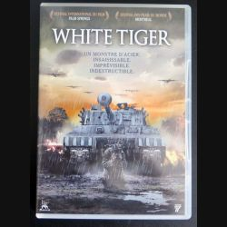 DVD White Tiger (C181)