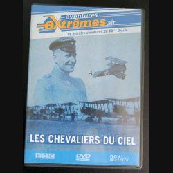 DVD Les chevaliers du ciel les Grandes aventures du XX° siècle (C181)