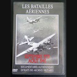 DVD Les cbatailles aériennes septembre 1939 Aout 1945 (C181)